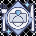 Wedding Dinner Icon
