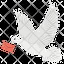 Wedding Dove Wedding Bird Peace Bird Icon
