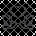 Wedding Doves Icon