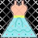 Bride Girl Wedding Icon