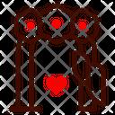 Wedding Gate Icon