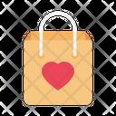 Bag Gift Love Icon