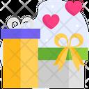 Wedding Gift Marriage Gift Gifts Icon