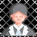 Groom Wedding User Icon