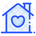 Wedding House Icon