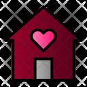Wedding House Icon