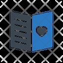 Loveletter Card Valentine Icon