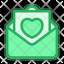 Wedding Card Invitation Card Card Icon