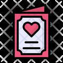 Invitation Wedding Invite Icon