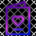 Wedding Invitation Invitation Love Icon