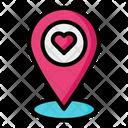 Wedding Location Icon
