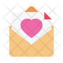 Message Love Email Icon