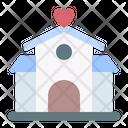 Place House Wedding Icon