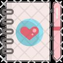 Wedding Planner Plan Icon