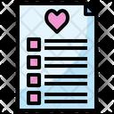 Wedding Planning Icon