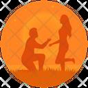 Wedding Proposal Icon