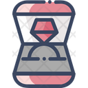 Ring Box Ring Proposal Icon