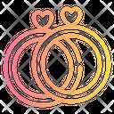 Ring Love Romance Icon