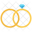 Wedding Ring Rings Icon