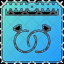 Wedding Ring Marriage Ring Rings Icon