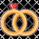 Wedding Ring Love Icon