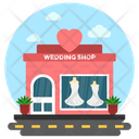 Wedding Shop Marriage Beuro Wedding Dresses Icon
