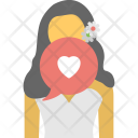 Wedding Speech Symbol Icon