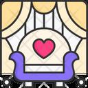 Wedding Stage Icon