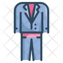 Suit Groom Cloths Icon