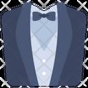 Wedding Suit Clothes Icon