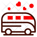Wedding Van Icon