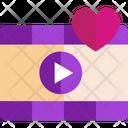M Wedding Video Icon