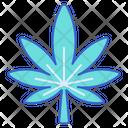 Weed Cannabis Marijuana Icon
