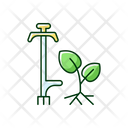 Weed Puller Garden Icon