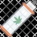 Vape Cannabis Cannabidiol Icon