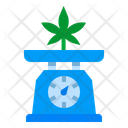 Weed Weigh Scale Marijuana Weed Scale Marijuana Icon