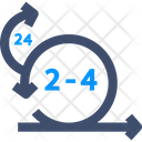 Week Sprint Icon
