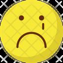 Weeping Sad Crying Icon