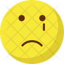 Weeping Crying Emoticons Icon