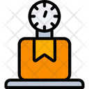 Weigh Parcel Icon