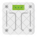 Weigh Scale Icon