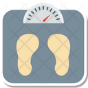 Weighing Machine Weight Scale Obesity Scale Icon