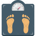 Weighing Machine Body Exercise Icon