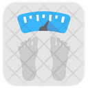 Weighing Machine Scale Icon
