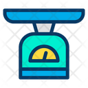 Scale Weight Scale Kitchen Tool Icon