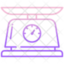 Weighing Scale Balance Scale Weight Machine Icon