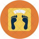 Weighing Scale Machine Icon