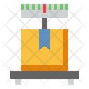 Weighing Scale Weight Measurement Icon