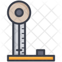 Scale Industrial Weight Icon