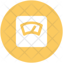 Weight Scale Obesity Icon